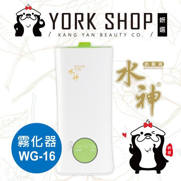 【姍伶】台灣製造 安綠淨 旺旺 水神抗菌專用霧化器2.5L WG-16