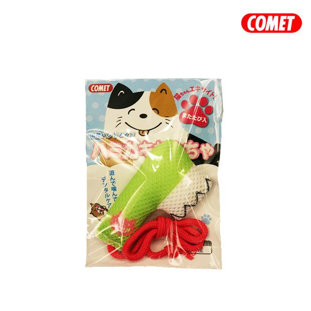 日本COMET 木天蓼玩具 來刷牙 牙刷系列 *貓咪也瘋狂*