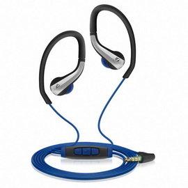 志達電子 OCX685i BK SENNHEISER OCX 685i Sports 運動用 防汗水 耳掛 耳道式耳機(宙宣公司貨) iPod iPhone iPad