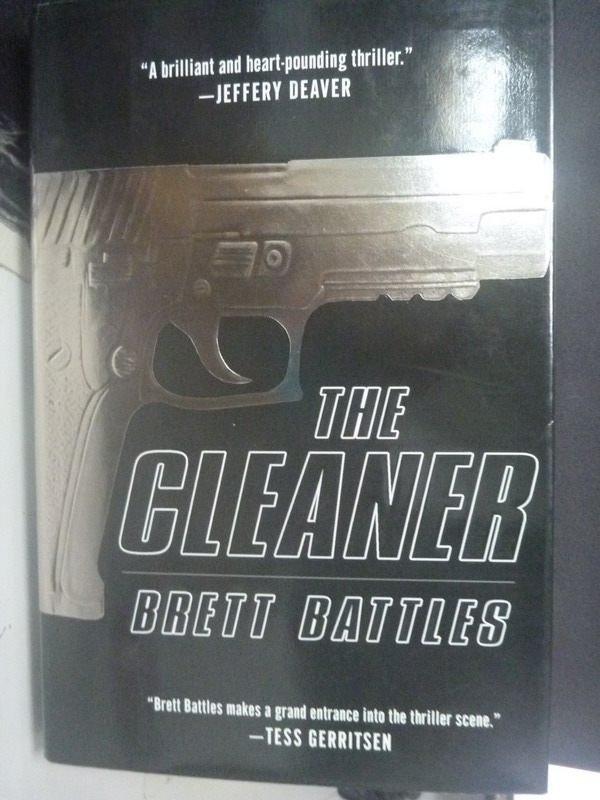 【書寶二手書T6/軍事_ZDK】The Cleaner_Battles, Brett