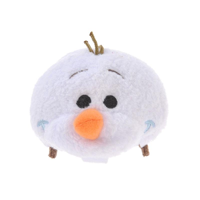 【真愛日本】14120300038 限定DN茲姆茲姆娃S-雪寶 迪士尼專賣店 堆堆樂 手玉娃娃