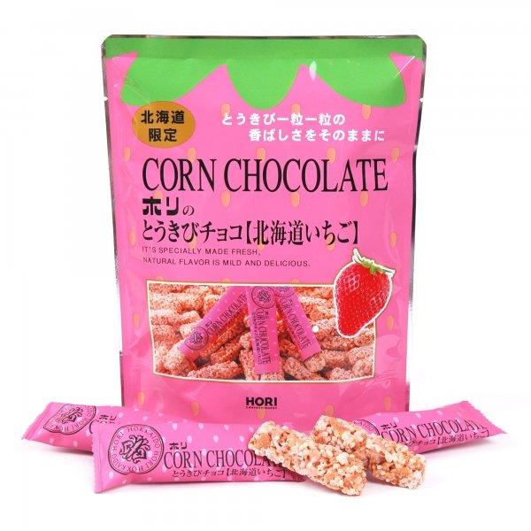 HORI 北海道巧克力-草莓 100g