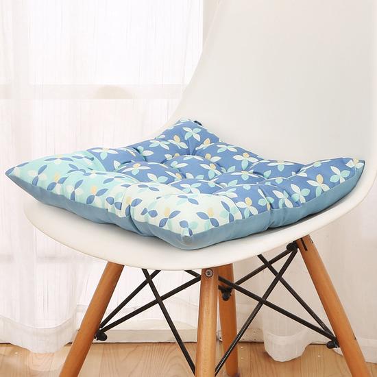 ♚MY COLOR♚九針式加厚坐墊 圖案 印花 靠墊 抱枕 椅墊 辦公室 學生 客廳 沙發 地板 【V49】