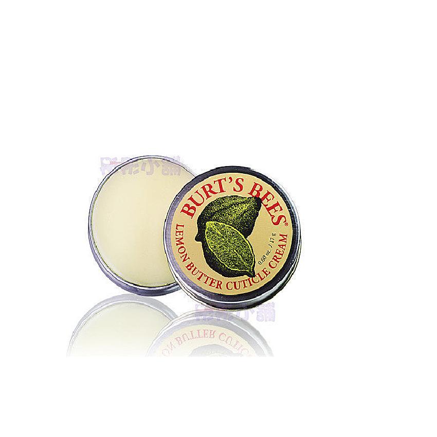 【彤彤小舖】Burt s bees~檸檬油指甲修護霜~0.6oz/17g 美國進口