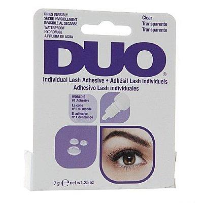 Duo 植睫毛 種睫毛黏膠 透明膠 (防水) 0.25oz / 7g 美國進口