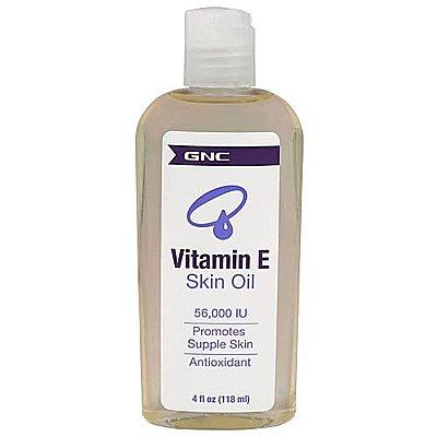 【彤彤小舖】GNC Vitamin E 護膚油 4oz/118ml