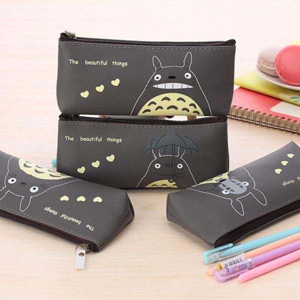 龍貓筆袋-日系超可愛龍貓防水萬用收納袋/筆袋/化妝包 【AN SHOP】