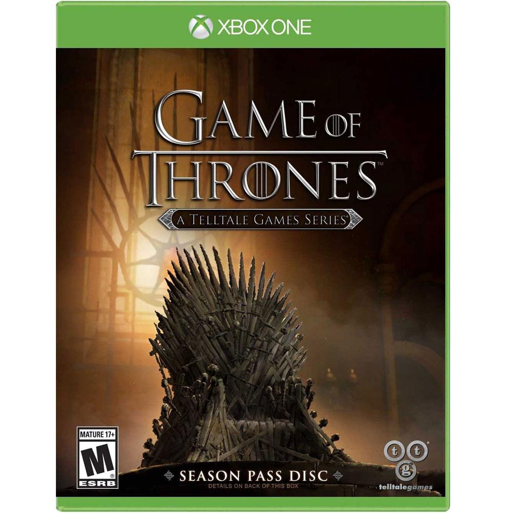 XBOX ONE 冰與火之歌 : 權力遊戲 完整版 中英文美版 Game of Thrones
