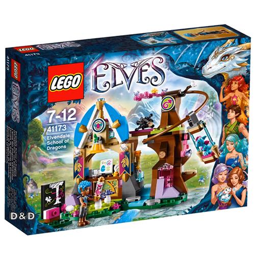 樂高積木LEGO《 LT41173 》Elves 精靈系列 - 精靈谷龍學院