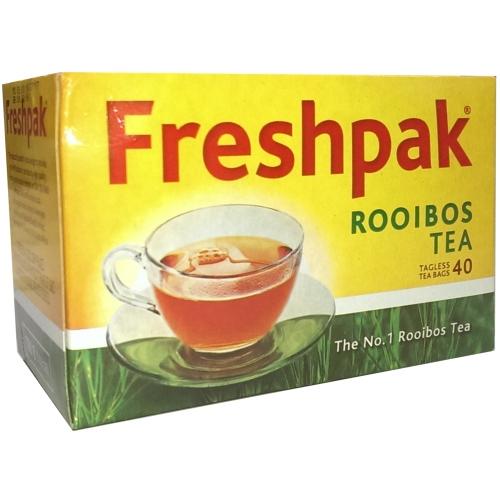 南非國寶茶(2.5gx40包)~含有豐富的維他命C及礦物質。