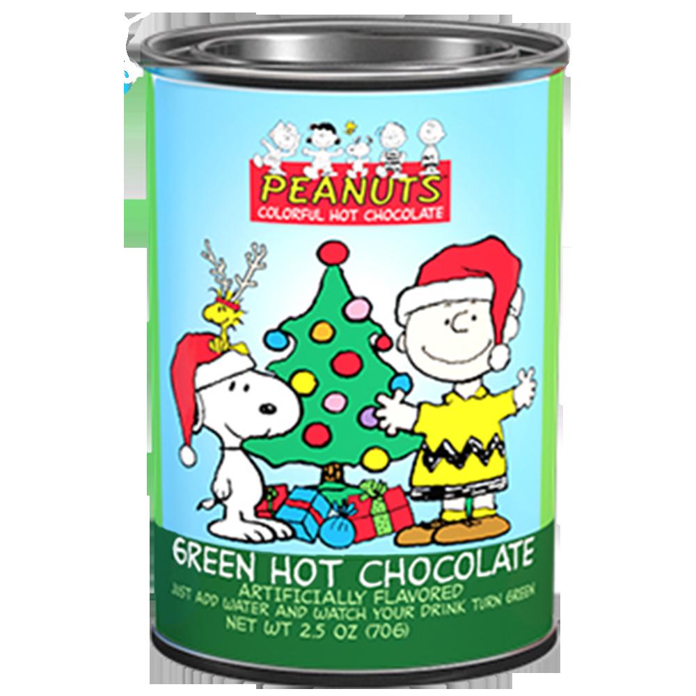 美國進口 PEANUTS 綠魔法熱巧克力粉70g(2.5oz)