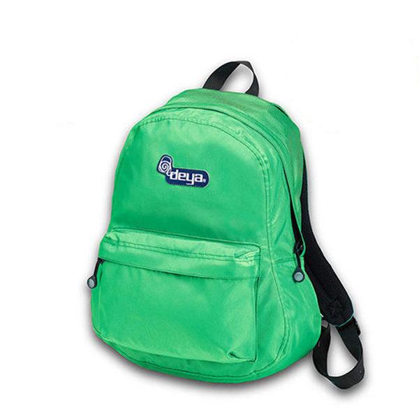 後背包 / deya- 經典系列 經典後背包--坦率綠-男女學生潮包旅遊包 C1513