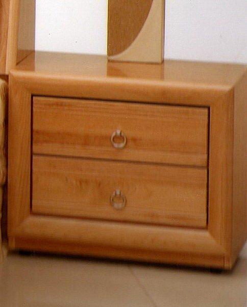 【尚品家具】614-12 正赤楊實木現代床頭櫃床邊櫃~台灣製造《台中市部分免運費》