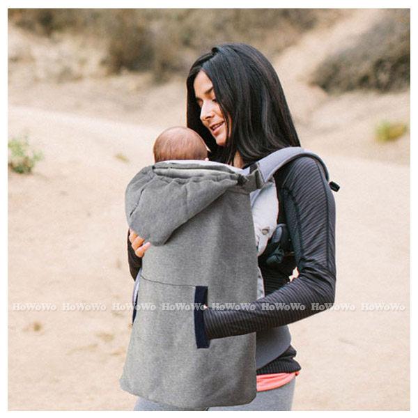 背帶保暖披風 防風披風 背巾專用披風 SS1123