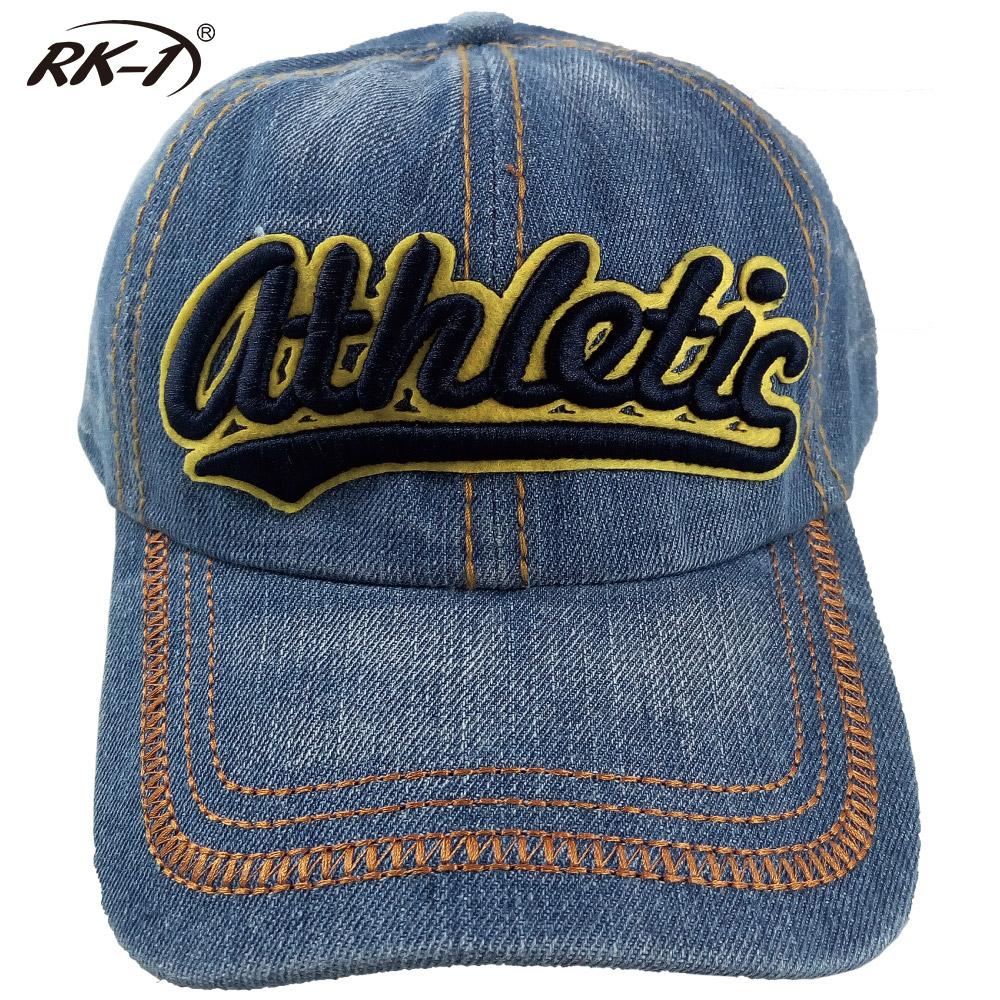 小玩子 RK-1 牛仔天空藍 帽子 鴨舌帽 休閒 簡約 有型 時髦