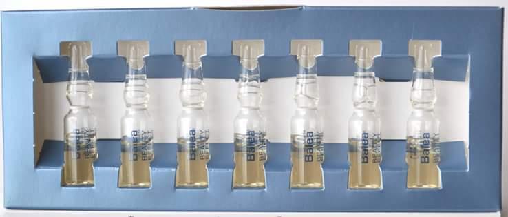 德國Balea玻尿酸緊緻保濕安瓶  優惠價350  14ml (2ml*7瓶)