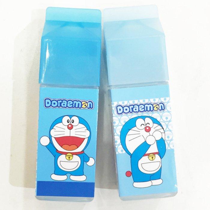哆啦A夢 小叮噹 膠水 牛奶盒造型 新鮮屋造型 文具 正版日本授權 * JustGirl *