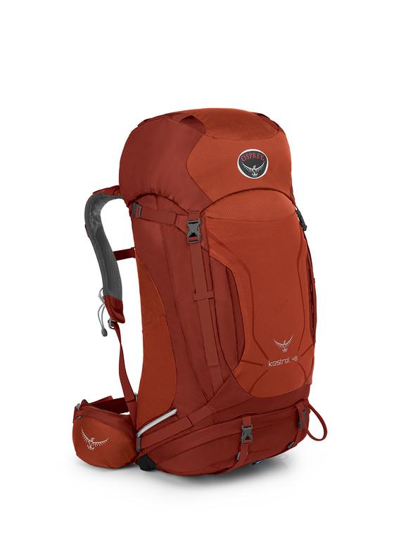 OSPREY 美國 | Osprey16 Kestrel 48專業登山背包48L | 秀山莊(033748)