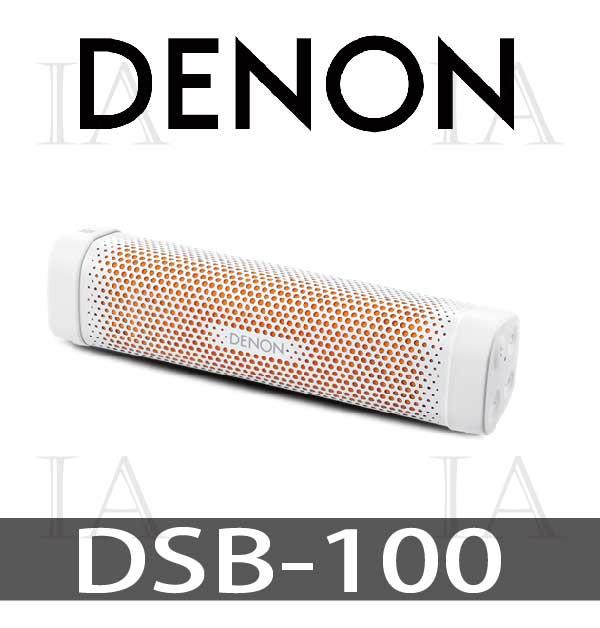 【DENON】ENVAYA DSB-100 手提藍芽喇叭