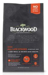 WDJ推薦 Blackwood 柏萊富天然寵糧 特調全齡犬配方(羊肉+糙米+雞肉) 15LB/15磅/6.8KG