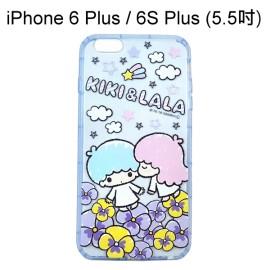 雙子星空壓氣墊軟殼 [花朵] iPhone 6 Plus / 6S Plus (5.5吋)【三麗鷗正版授權】