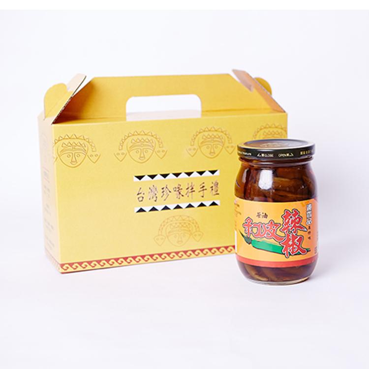 花東特產~連香品剝皮辣椒【台東專區】