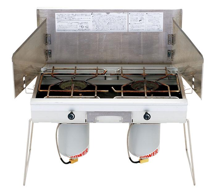 【鄉野情戶外用品店】 Snow peak  日本   GP液態瓦斯用雙口爐/雙口瓦斯爐可以單獨使用,也可以與IGT結合使用/GS-230