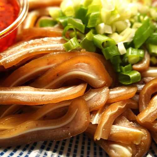 〝 713厝〞滷豬耳朵180克(2~3人份)-滷味 美食 消夜 聚餐 下酒菜 炒菜 火鍋料 麻辣火鍋料