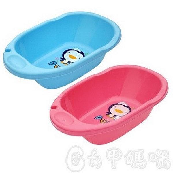 PUKU卡哇伊浴盆 洗澡椅 沐浴床【六甲媽咪】