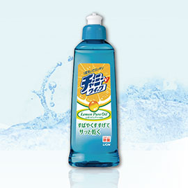 【Made in Japan】LION Japan Dishwashing Detergent Charmy V Quick 260ml