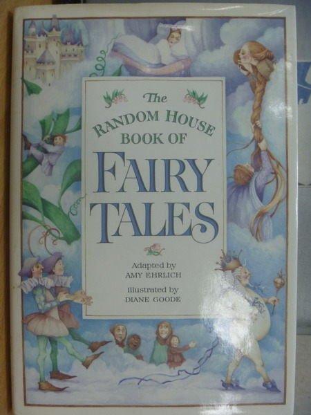 【書寶二手書T2/兒童文學_ZHP】The Random House...Fairy Tales