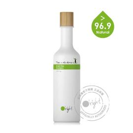 歐萊德 O'right 瓶中樹 綠茶洗髮精 250ml「榮獲德國紅點設計大獎、台灣精品獎」