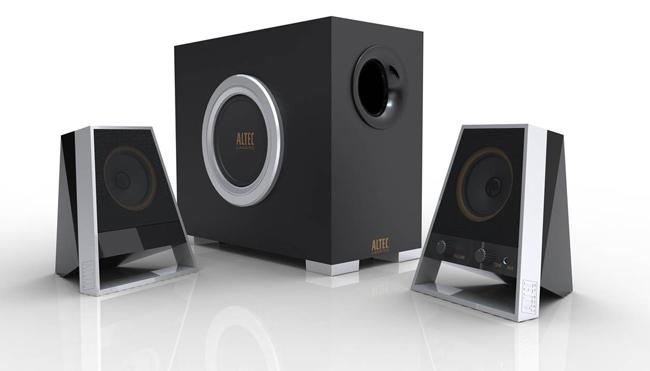ALTEC LANSING VS2621 三件式 2.1聲道 多媒體喇/另售VS4621 店面展示試聽