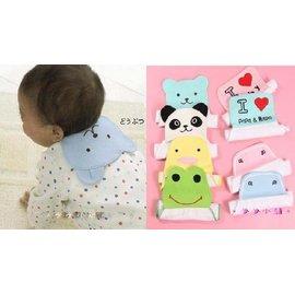 *彩色童話*動物造型嬰兒紗布墊背巾/寶寶吸汗巾/餵奶巾(不挑款下標區)