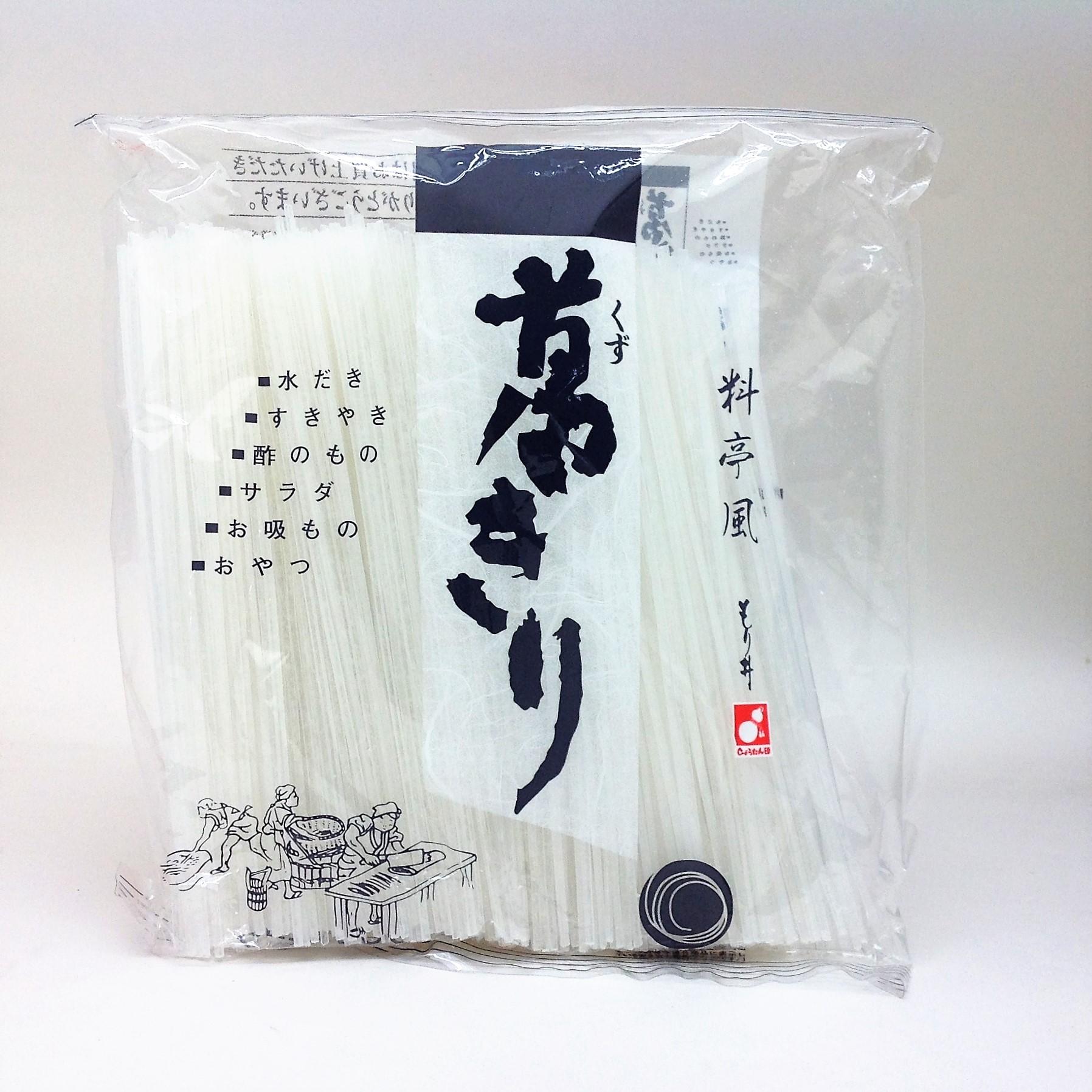 【橘町五丁目】森井日本葛切冬粉-500g