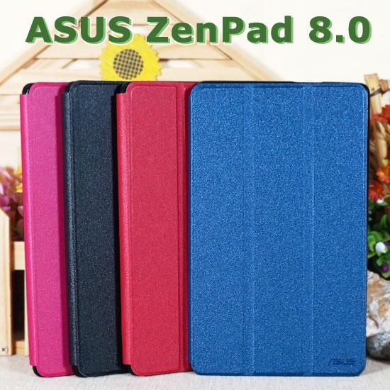 【金砂】華碩 ASUS ZenPad 8.0 Z380C P022 /Z380KL P024 專用平板側掀皮套/翻頁式保護套/斜立展示
