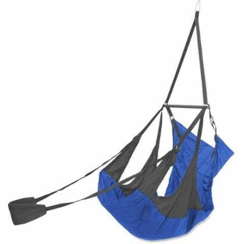 ├登山樂┤美國 ENO  AIR POD HANGING CHAIR 輕量懶人躺椅 碳灰/皇家藍 #AP020