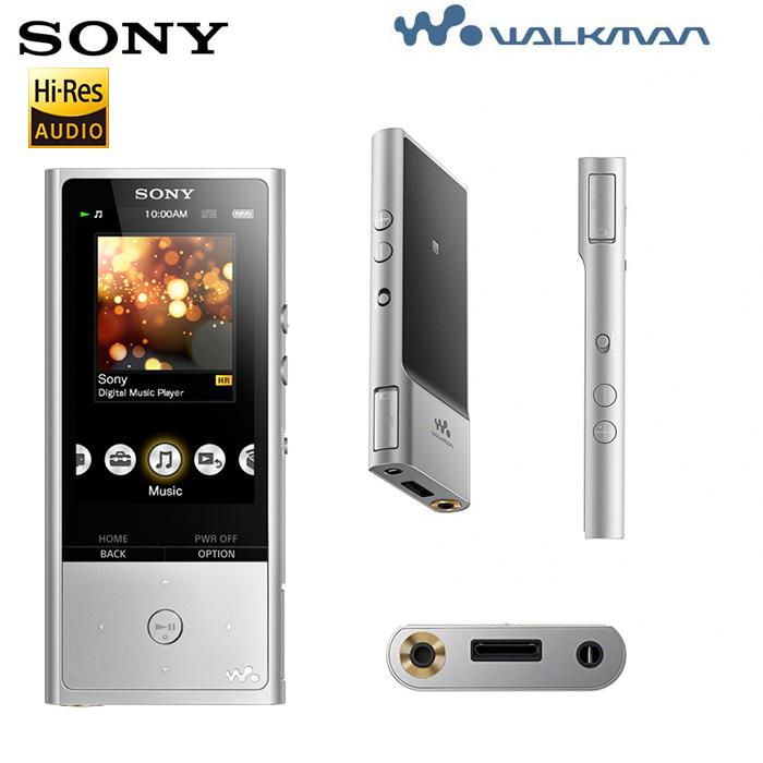(贈64G記憶卡) SONY NW- ZX100 Walkman Hi-Res高音質 隨身聽 128GB ,公司貨保固18個月