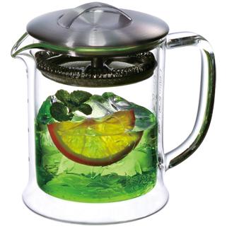 【佑銘嚴選LY607-S】茶大師-雙層玻璃壺(400ml)雙層玻璃保溫杯/茶壺/茶杯