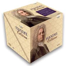 Brilliant 韓德爾:經典作品輯65CD+贈品3CD歌劇「法朗蒙多」(Handel Edition)【68CDs】