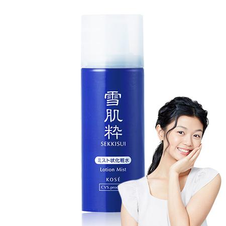 日本 KOSE 高絲 雪肌粹 噴霧式化妝水 35g 雪肌粋 雪肌精姐妹品牌【N201764】