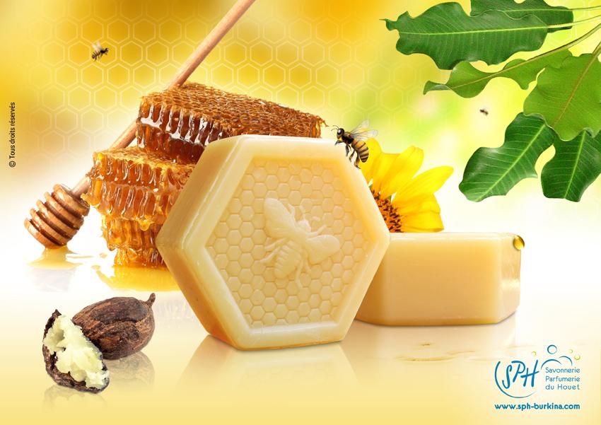 SPH乳油木果脂蜂蜜皂
