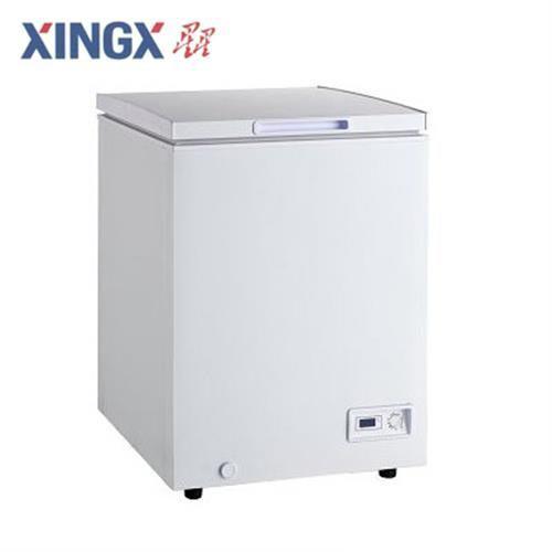 星星 XINGX 140公升上掀式冷凍冷藏櫃 XF-152JA ◆一機六用,新鮮替您守護
