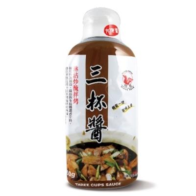 《飛馬》三杯醬‧Three Cups Sauce (San Bei Sauce)‧350g[3H32135M]《 買一送一 》