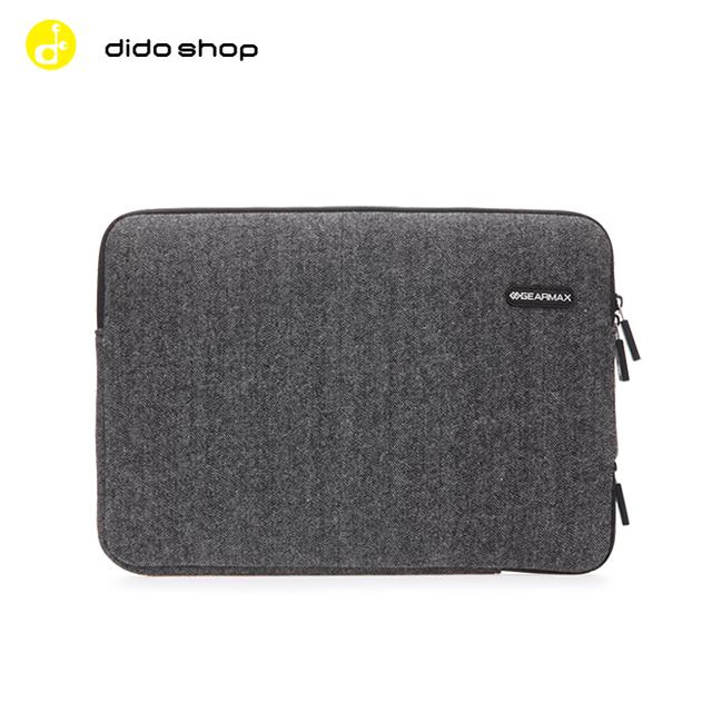 MacBook 專用 11.6吋 英倫人字紋毛呢避震袋 筆電包 電腦包 (DH136)【預購】