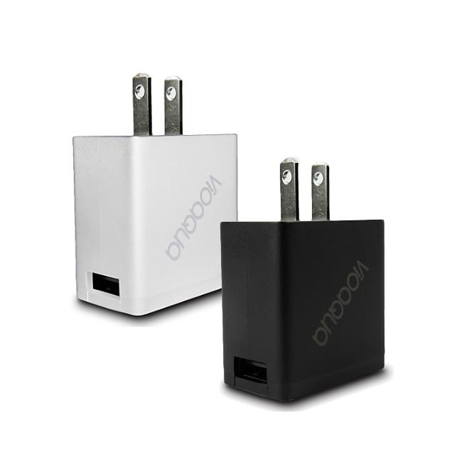 【VIOAQUA】VIO AC96913-國際認證USB-1A行動電話充電器(旅充) 旅充內附MICRO線