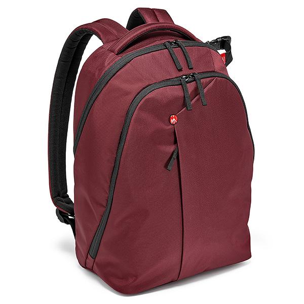Manfrotto 正成公司貨 MB NX-BP-VBX - Backpack  開拓者雙肩後背包-紅