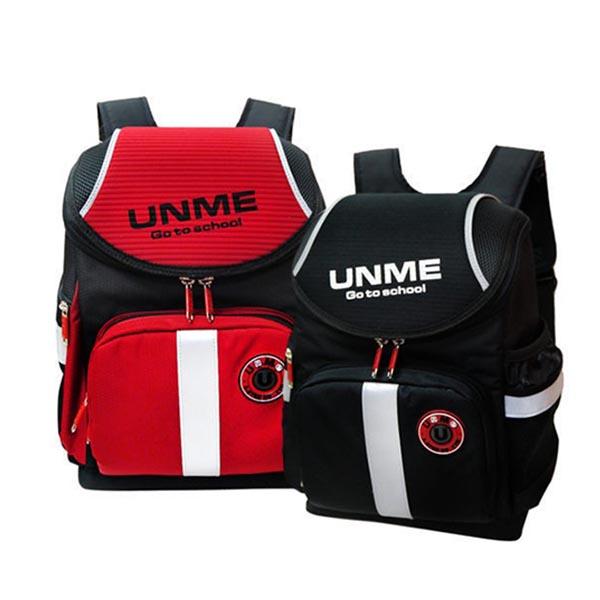 【加賀皮件】UNME 最新一代超輕護脊 小學生後背包/書包 3071