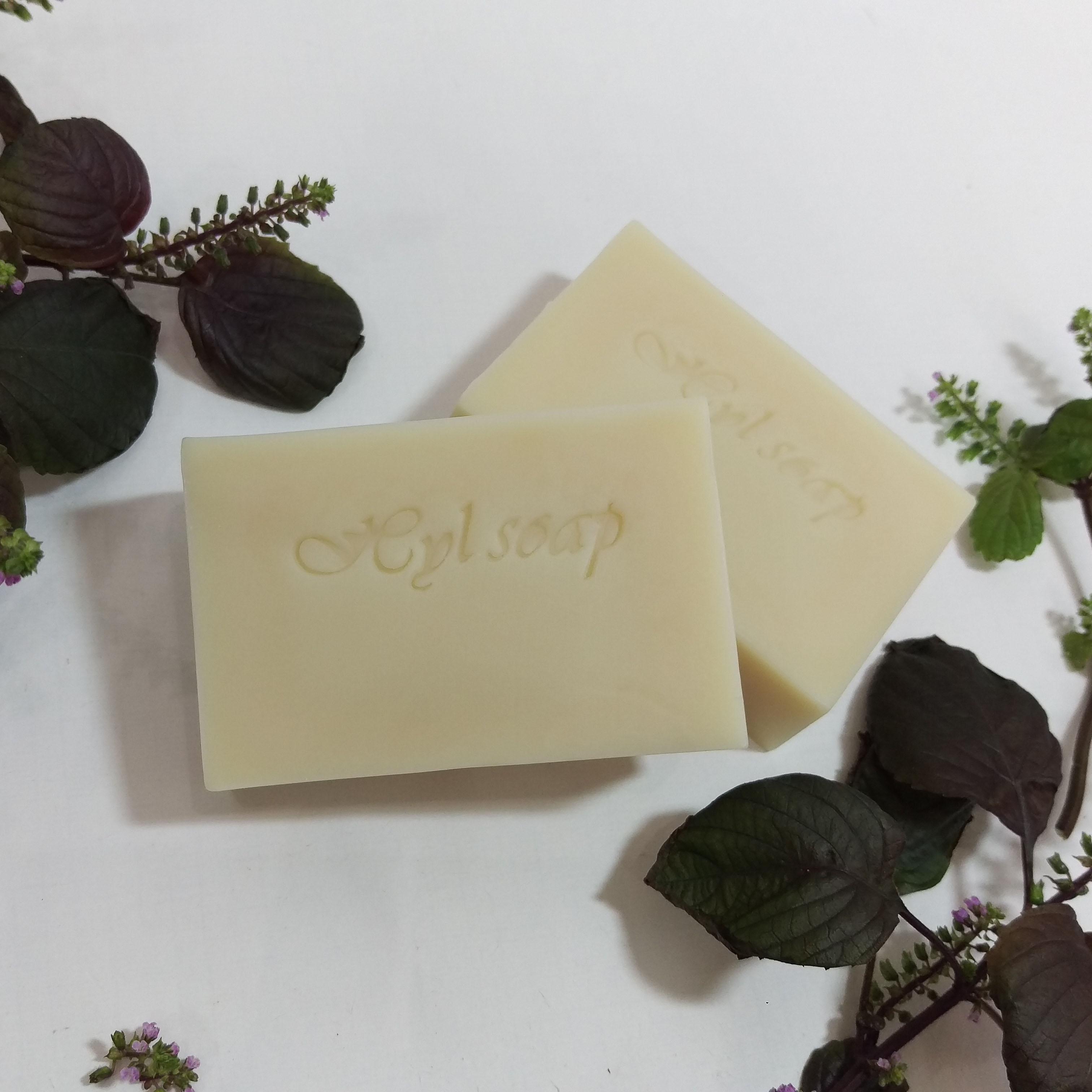 手工皂/紫蘇油洗髮皂-【預購】,重量95g±5%