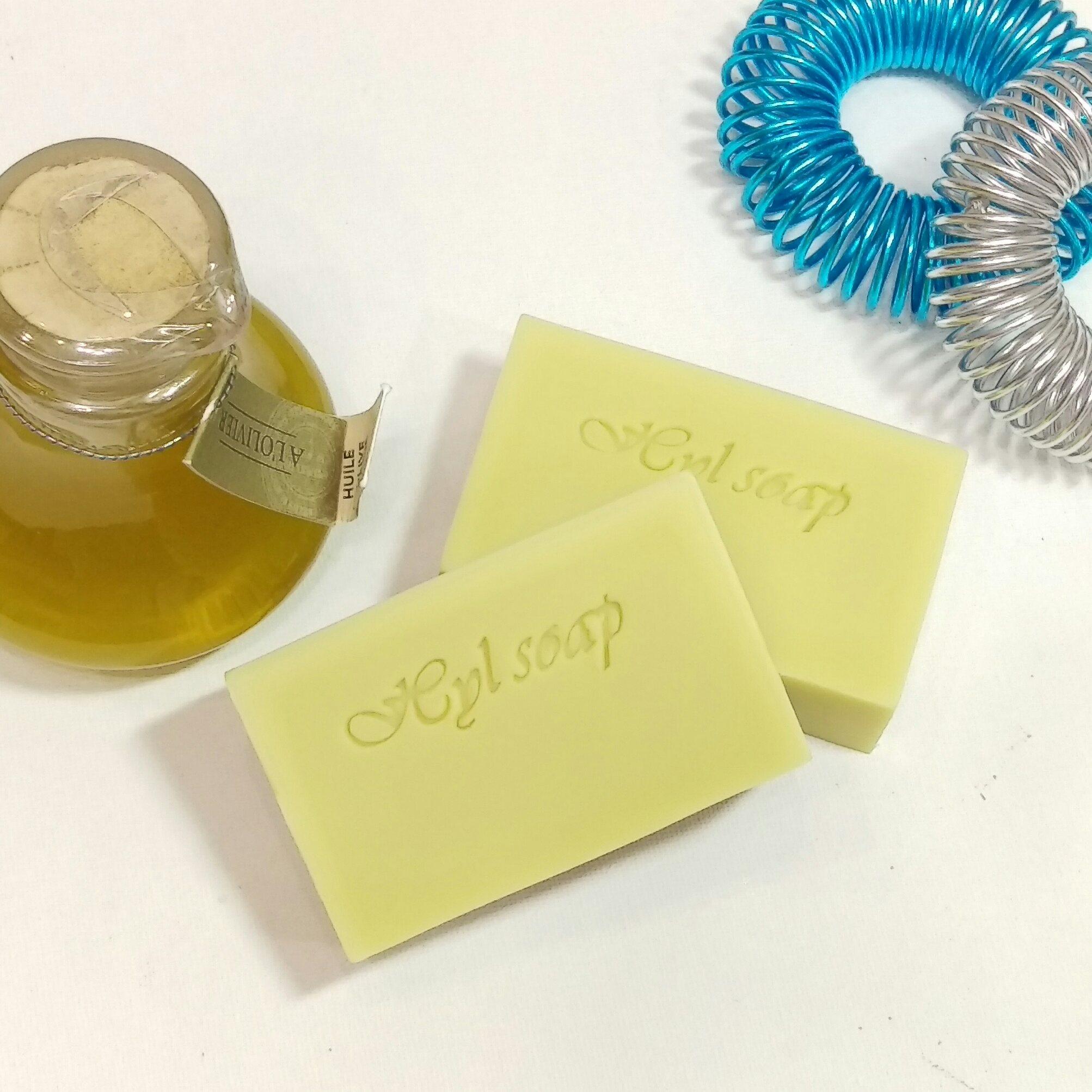 手工皂/植物油皂/酪梨油-【預購】,重量95g±5%